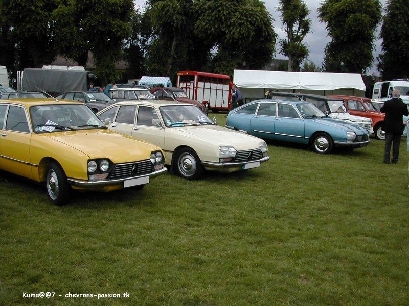 Rencontres voitures anciennes